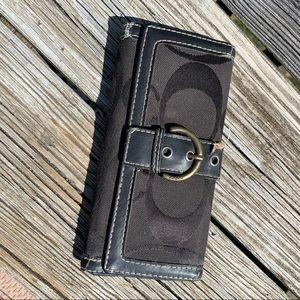 💥3/$15 Coach wallet
